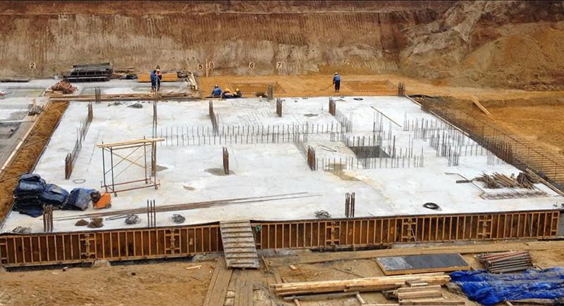 Замоноличены бетоном гост смеси бетонные определение пористости
